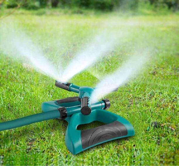 Afllataus Water Sprinkler 360° Rotating automatic sprinkler nozzle nursery irrigation sprinkler 1 L Hose-end Sprayer