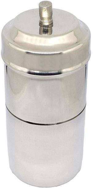 Bluetail Stainless Steel 4 - 6 cup Indian Coffee Filter