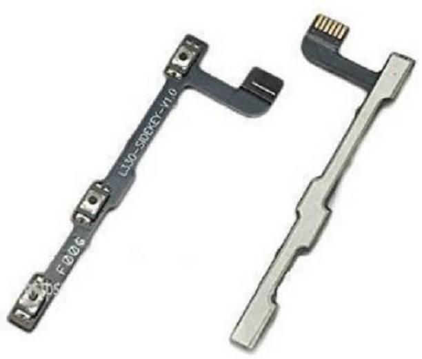 Vedya E3 Moto Power On Off Volume Button up Down Key Flex Cable Moto E3 Power Volume Button Flex Cable