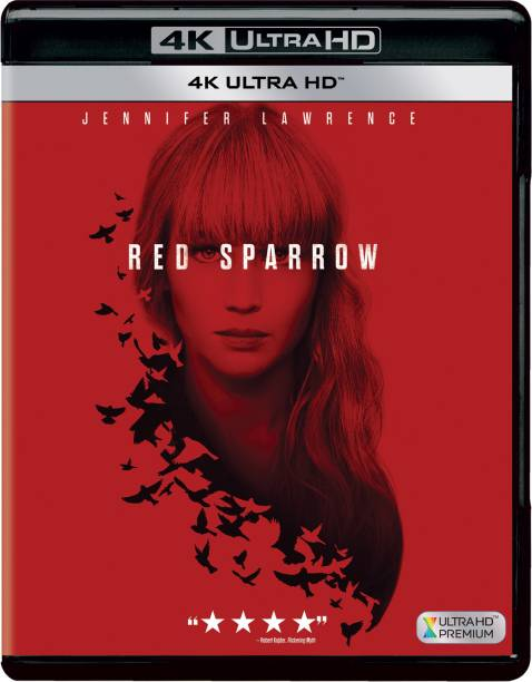 Red Sparrow (4K UHD) (1-Disc)
