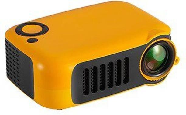 ProUNIC new product free tripod Portable kids movie projectors 1000 lumens 1080P HD Multimedia smart Mini LED Projector 1000 lm LCD Corded Portable Projector