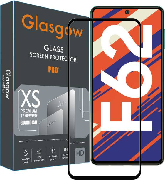 Glasgow Edge To Edge Tempered Glass for Samsung Galaxy F62