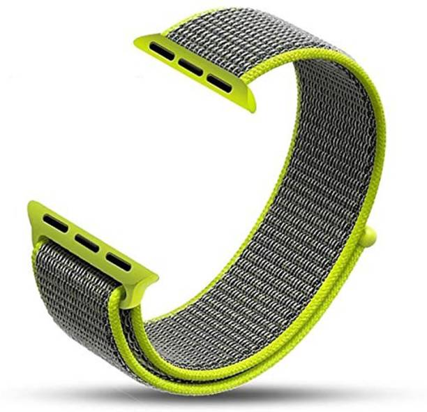 AirCase Sport Loop Band Strap for Apple Watch Series 6/ SE/ 3/ 5/ 4, 40mm 38mm Smart Watch Strap