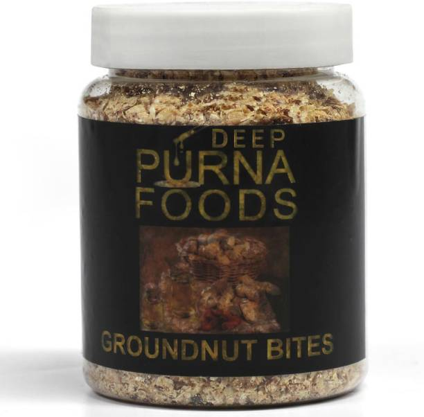 Deep Purna FOODS GROUNDNUT BITES