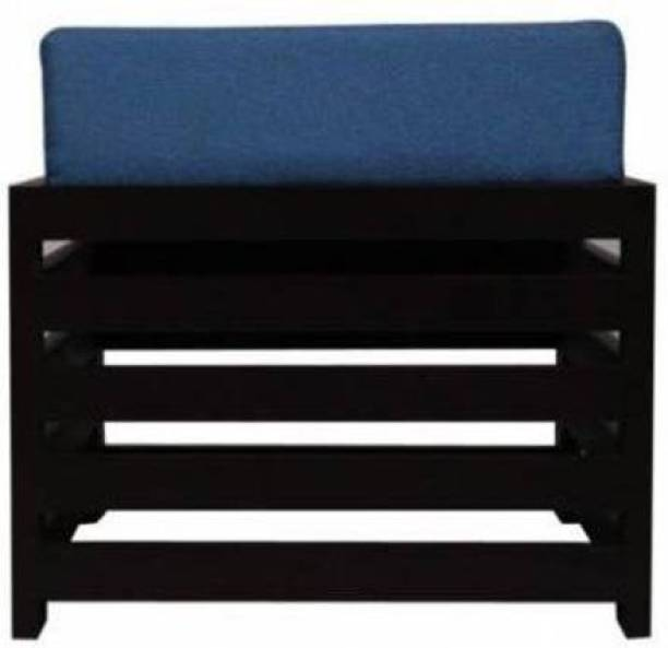 ANB Enterprises Wooden Stool For living room with cushion Living & Bedroom Stool