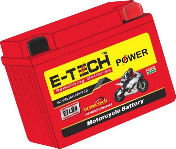 Etech ETLB4 4 Ah Battery for Bike