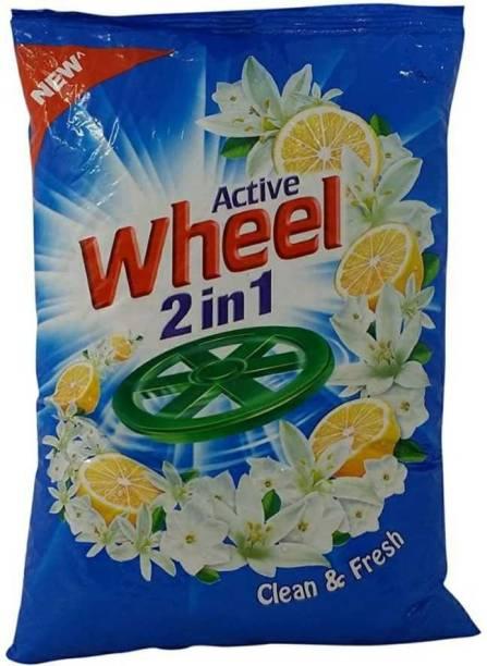 WHEEL Wheel_Detergent Powder 2Kg Detergent Powder 2 kg