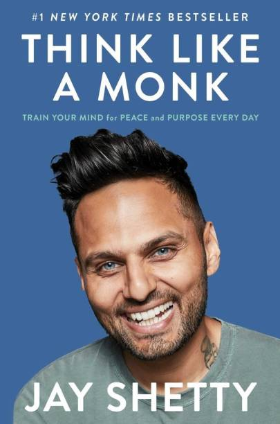 Think Like A Monk By Jay Shetty ( Paperback, English)