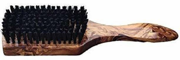 VEPIKZONE Saree, Lahgi, Kurti, Baby dress dusting Brush Fancy Wooden Coat, Dusting Cleaning Household Brush for Clothes, Sofa, Curtains, Bed, Baby Clothes, Fabric, Saree   Premium in Quality Wooden Dry Brush