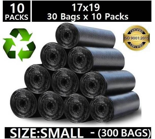 GB Store 17X19 INCH (PACK OF 10) Small 5 L Garbage Bag
