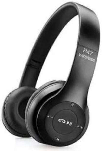 Zaick P47 Wireless Headphone Bluetooth with Mic Bluetooth Headset