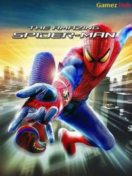 Gamez Hub The Amazing Spider Man Action Standard Edition Single Player PC Game