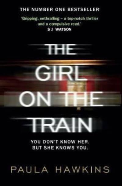 The Girl On The Train (English, Hardcover, Hawkins Paula)