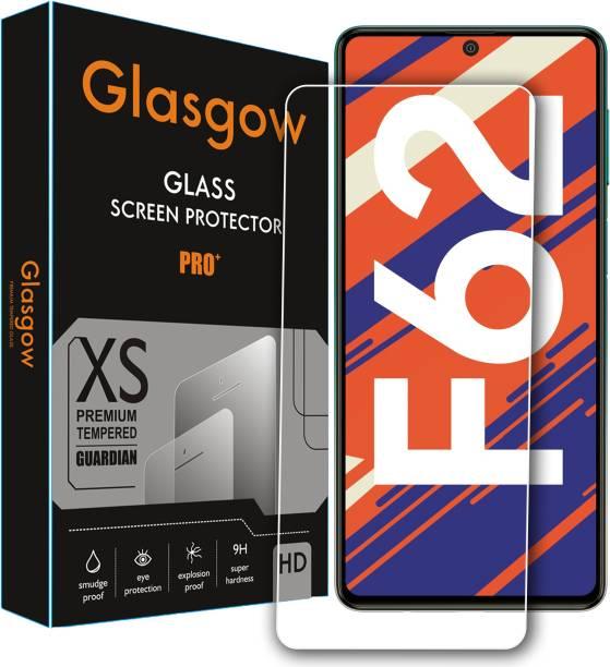 Glasgow Tempered Glass Guard for Samsung Galaxy F62