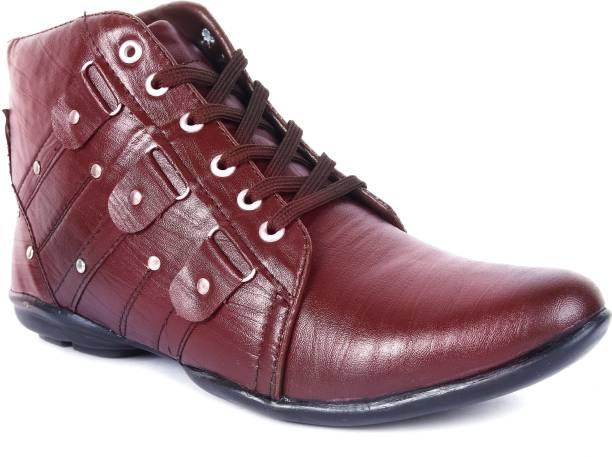 Destilo Boots For Men