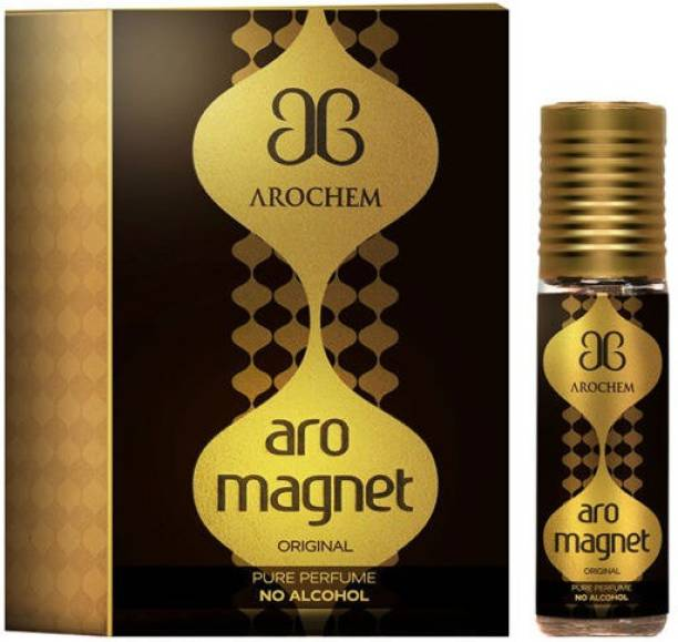 AROCHEM Aro Magnet perfume / Attar long lasting fragrance Herbal Attar