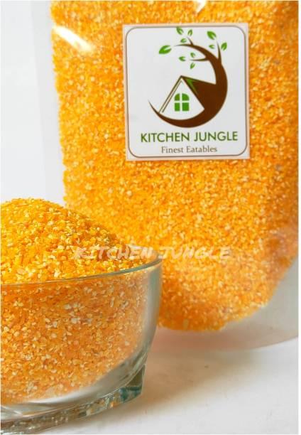 Kitchen Jungle MAKKI/ Makai KA DALIYA (Gluten Free.Naturally FARMED,Low GLYCEMIC)