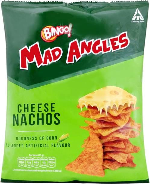 Bingo Mad Angles Nachos