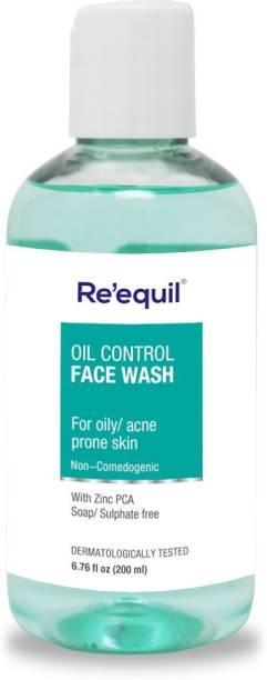 Re'equil Oil Control  Face Wash