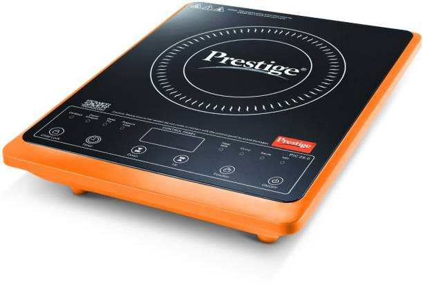 Prestige PIC 29 Orange Induction Cooktop