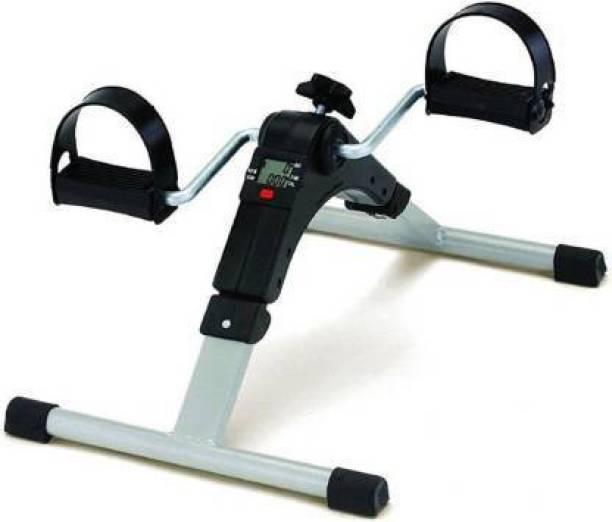 jamunesh Folding Peddler with Electronic Display Exercise Bike (Multicolor) Mini Pedal Exerciser Cycle