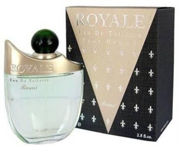 RASASI Royale Pour Homme Eau de Toilette  -  75 ml