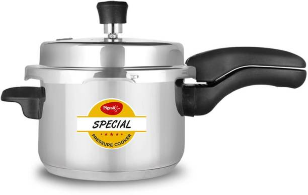 Pigeon Special Outer Lid 3 L Induction Bottom Pressure Cooker