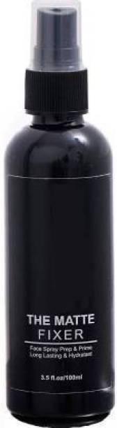CAZO LONG LASTING MAKEUP SETTING SPRAY FIXER PRIMER Primer - 100 ml (TRANSPARENT) Primer  - 100 ml