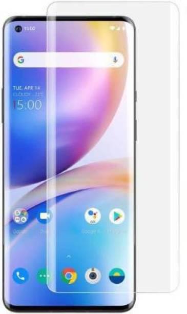 POKO Edge To Edge Tempered Glass for OPPO Reno 5 Pro 5G
