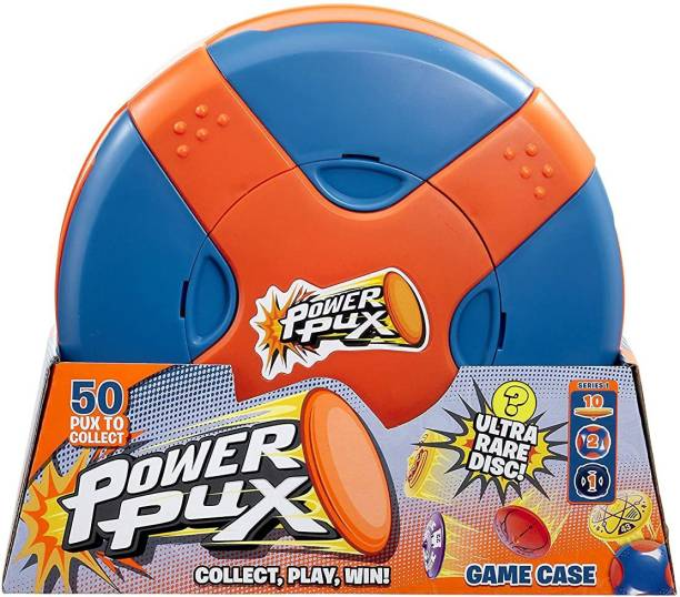 FUNSKOOL POWER PUX GAME CASE,ORIGINAL