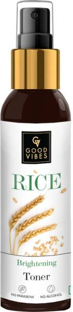 GOOD VIBES Rice Toner Women
