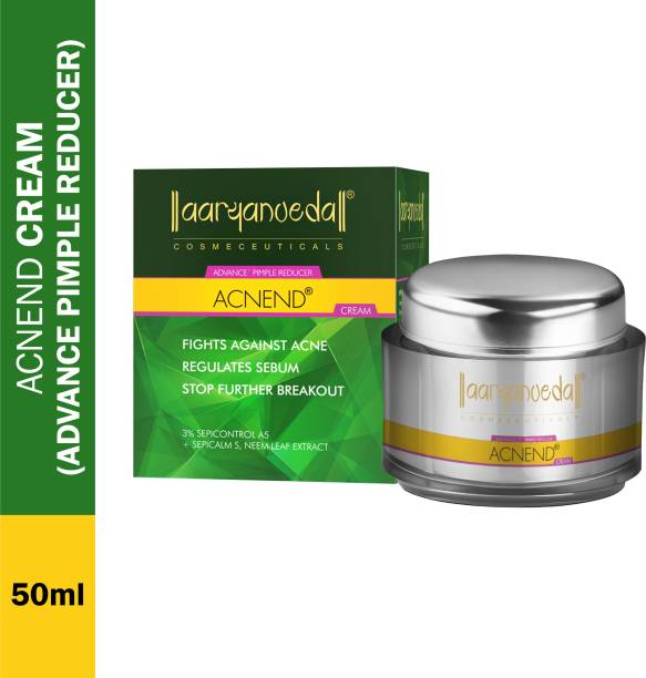 Aryanveda Herbals Anti Acnend Cream
