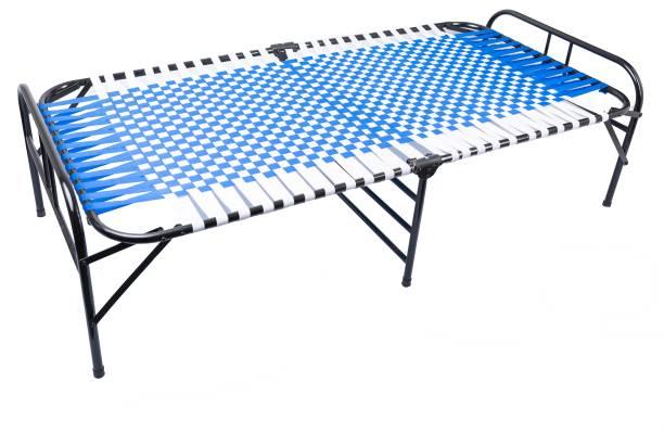 SIFAN Metal Single Bed