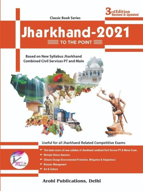 Jharkhand-2021 To The Point - Jharkhand 2021 English