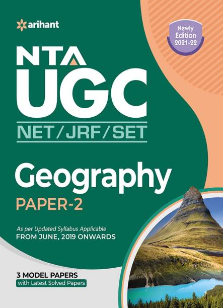 Nta UGC Net Geography Paper 2
