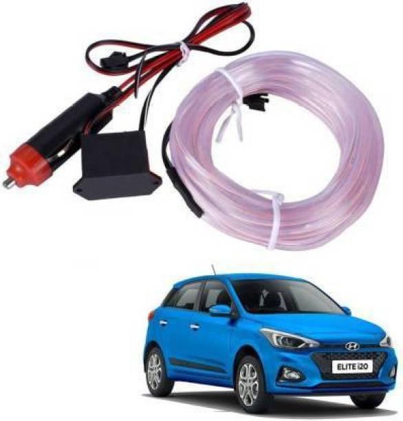 FAPA LED Lights Glow EL Wire String(Ice Blue)-030 Car Fancy Lights