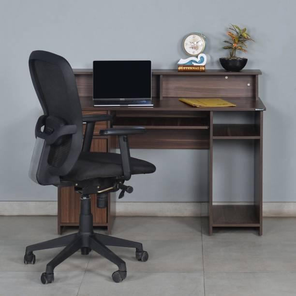 Nilkamal Aldrich Engineered Wood Computer Desk