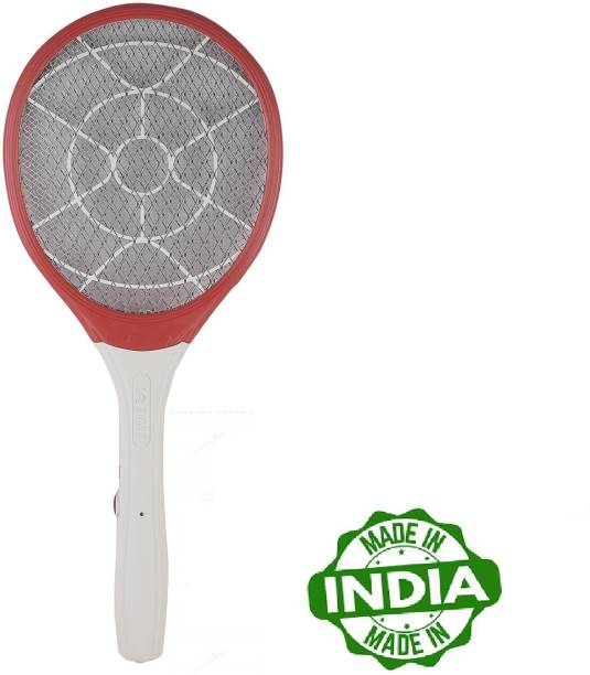 DPM TAK TAK Heavy Duty Mosquito Bat/ Mosquito Racket RECHARGEABLEI MOSQUITO SWATTER NET HIGT CAPACITY BATTERY Electric Insect Killer
