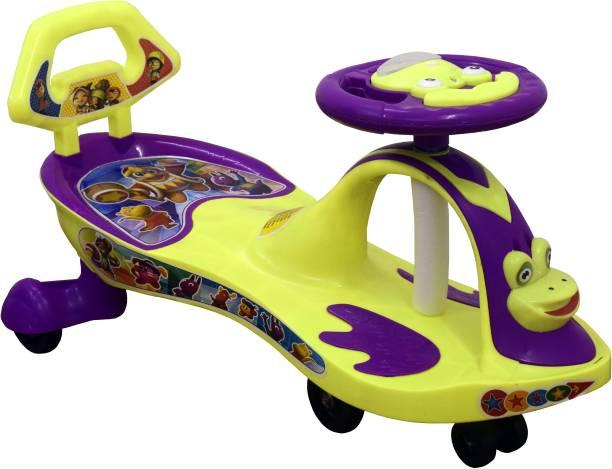 Totsy Creation Magic Car Rideon Rideons & Wagons Rideons & Wagons Non Battery Operated Ride On