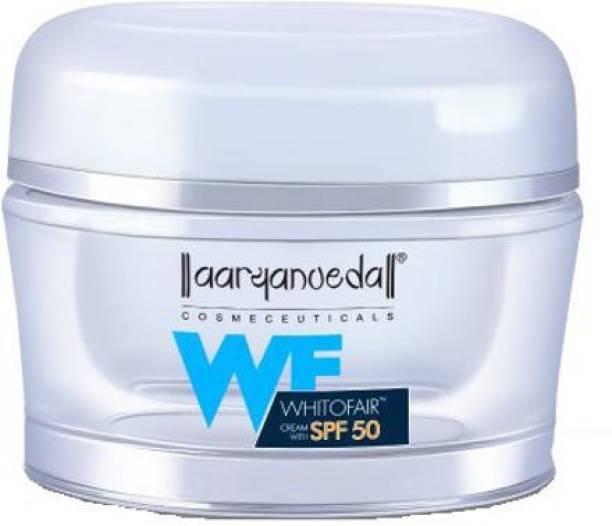 Aryanveda Herbals Unisex Whiteglow WhitOFair Cream For Skin Whitening And Brightening