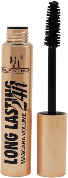 Half N Half Long Lasting Mascara Volume 24H 11ml 11 ml