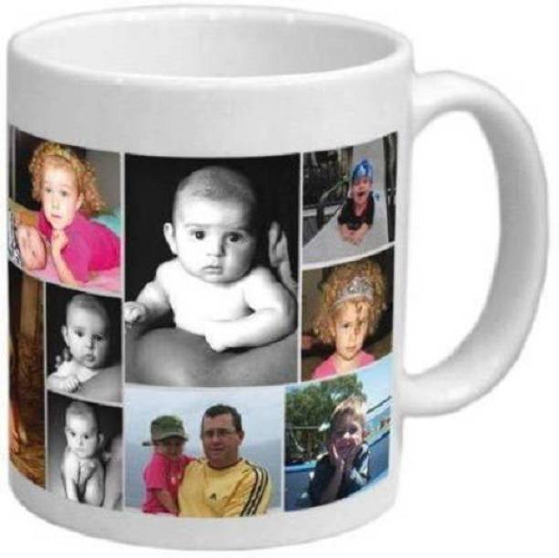 Friendskart Photo On, Photo and Text Ceramic Cup For Birthday , Anniversary Gift Ceramic Coffee Ceramic Coffee Ceramic Coffee Mug