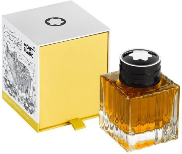 Montblanc THE LEGEND OF ZODIACS LUCKY YELLOW INK BOTTLE - 50 ML Ink Bottle