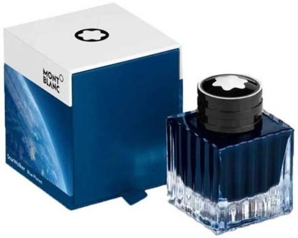 Montblanc STAR WALKER BLUE PLANET INK BOTTLE - 50 ML Ink Bottle