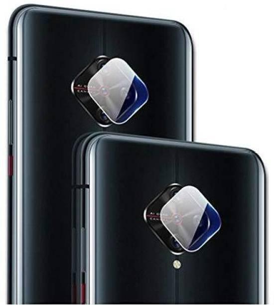 Sdonthula Back Camera Lens Glass Protector for vivo s1 pro