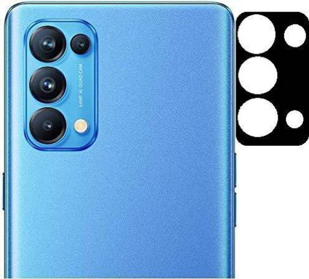 Sdonthula Back Camera Lens Glass Protector for Oppo Reno 5 Pro 5G