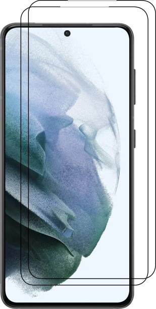 CZARTECH Edge To Edge Tempered Glass for Samsung Galaxy S21 Ultra