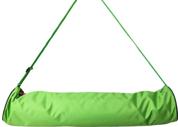 PANCHTATAVA green Trendy yoga bag with long lasting adjustable strap