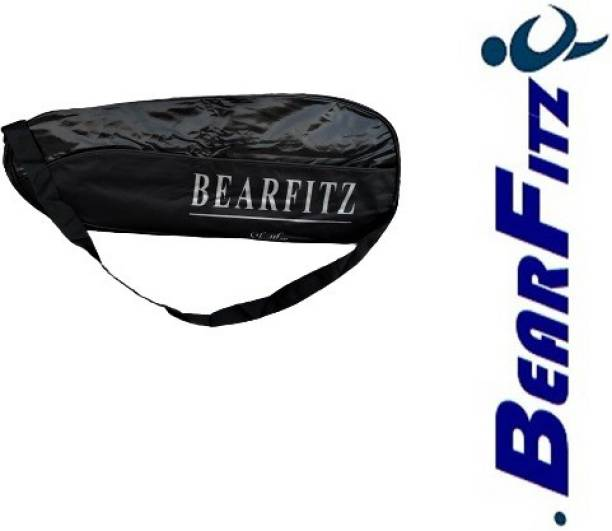 Bearfitz 3 compartment polyester durable badminton bag