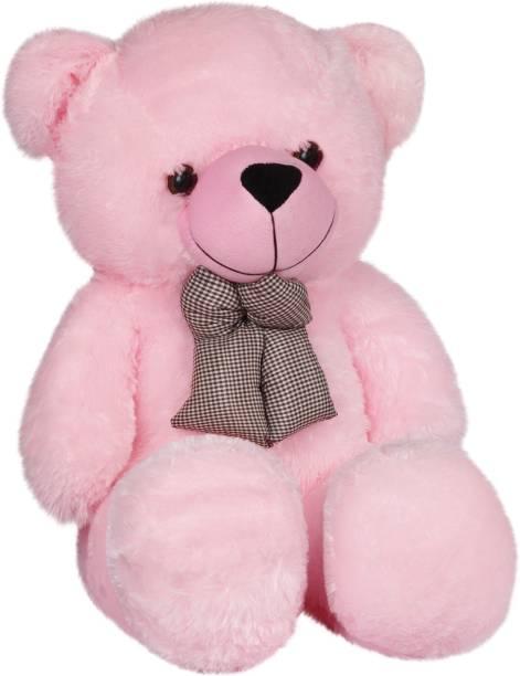 Mrbear 3 Feet Very Cute Long Soft Hugable American Style Teddy Bear Best For Gift  - 90 cm